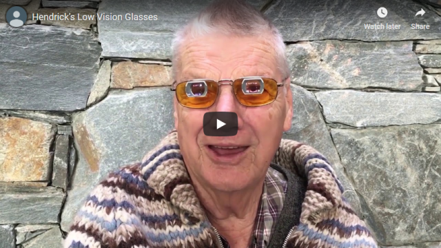 Screenshot 2019 04 06 Hendricks Low Vision Glasses YouTube